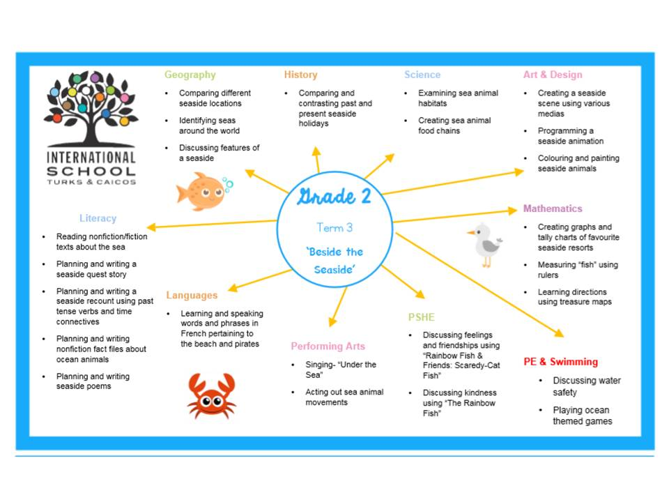 Grade 2 Term 3 Topic Overview