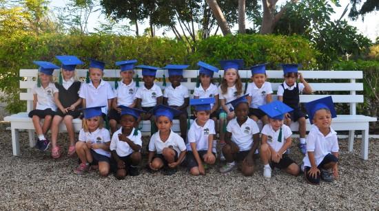 Senior Kindergarten Graduation photo 2016
