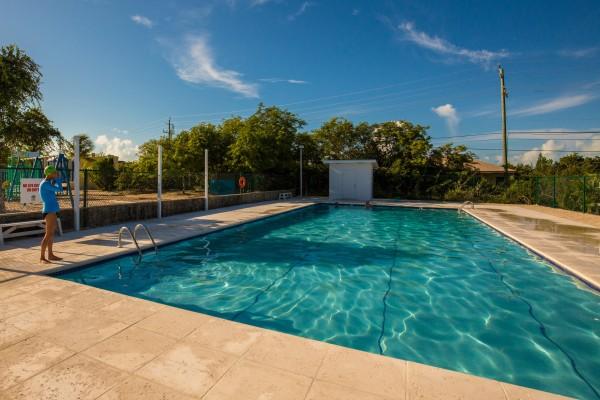 International School Of TCISwimming Pool
