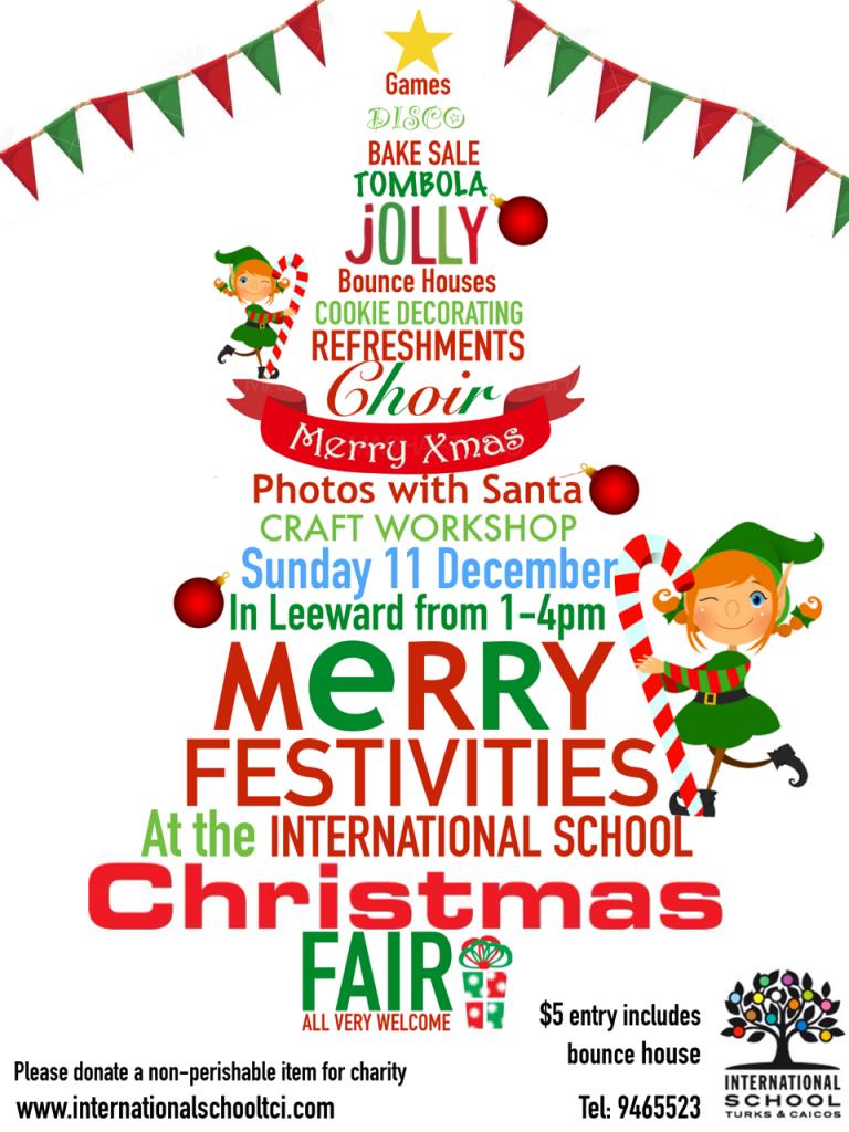 International School Christmas Fair 2016