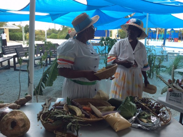 Food and culture ofthe Turks and Caicos Islands