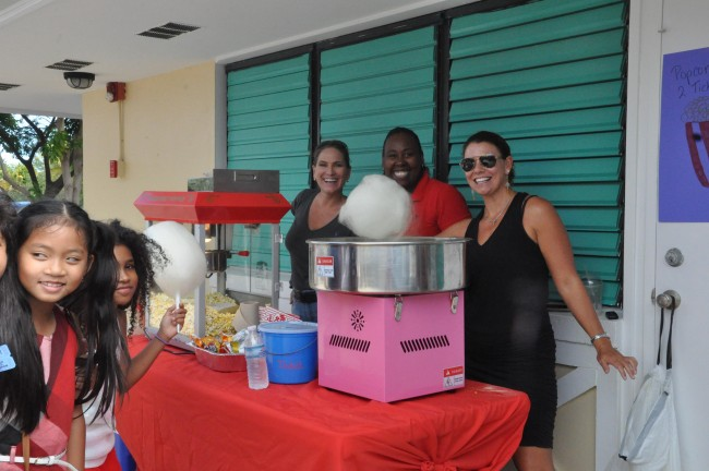 International School TCI Christmas Fair 2016