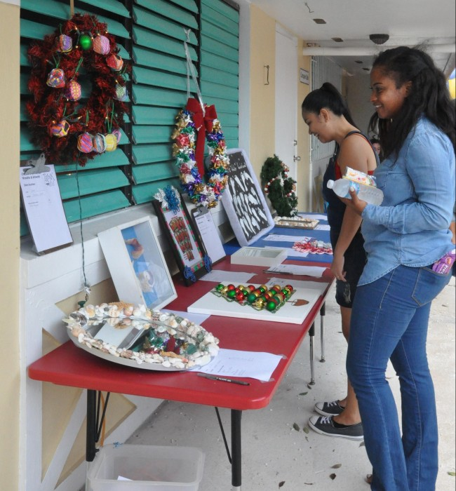ISTCI Christmas Fair 2016