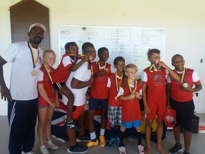Inter School TCI Rugby