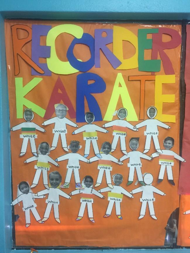 Recorder Karate