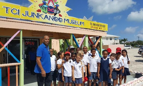 Turks and Caicos Junkanoo Museum
