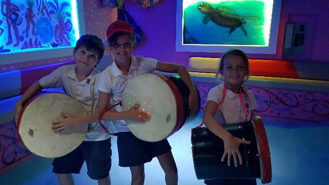 Turks and Caicos Junkanoo Museum