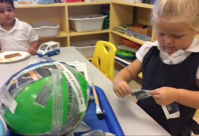 Dinosaur activities in preschool