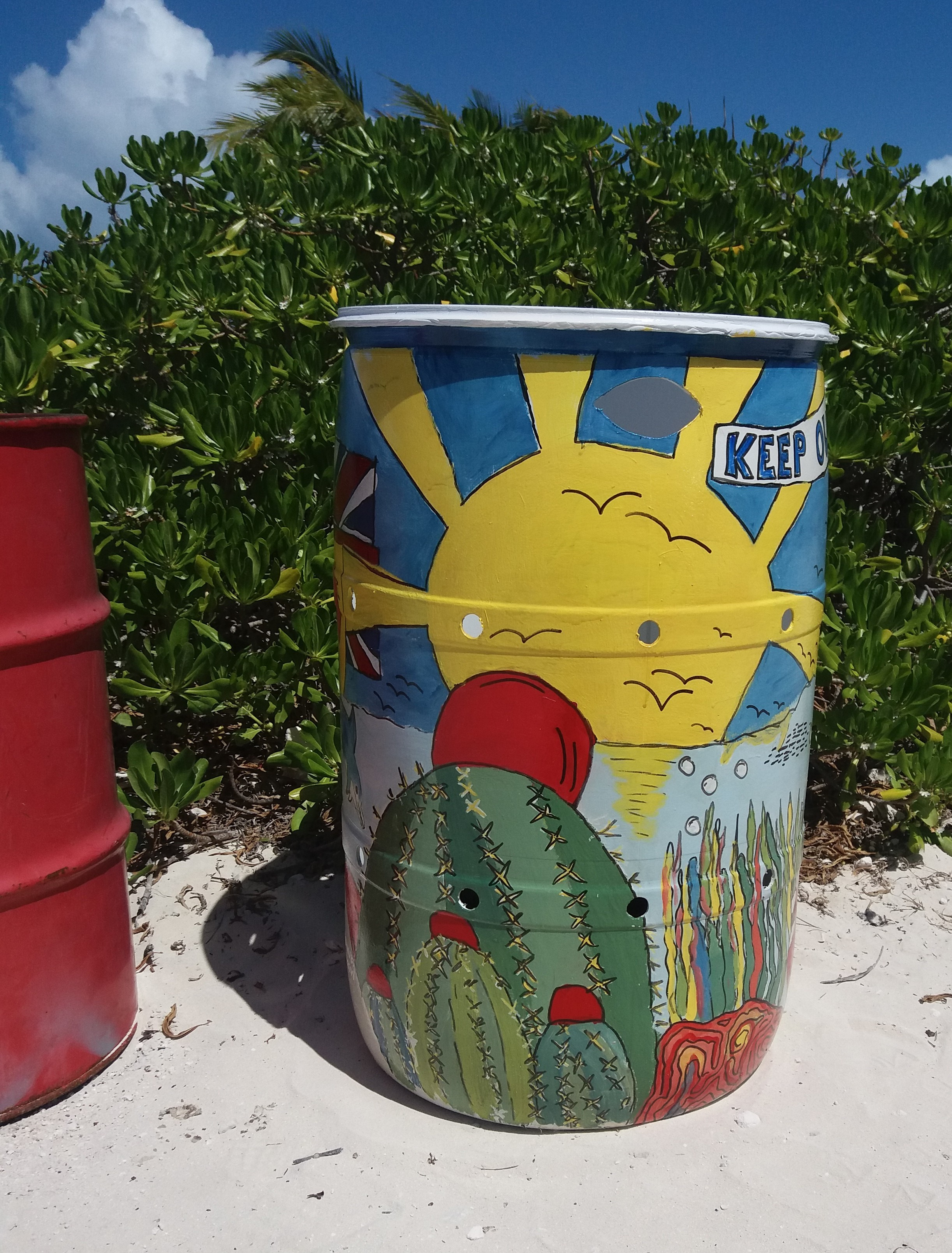 TCI Shines Schools' Big Bin Competition