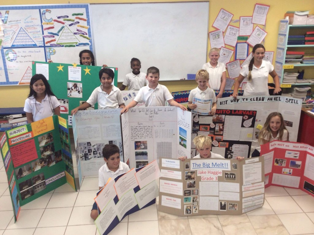 International School Science Fair