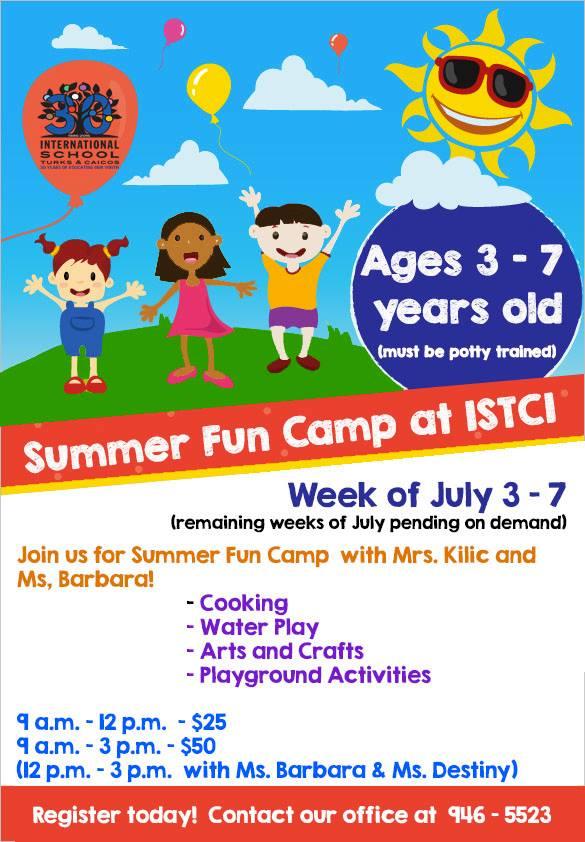 Summer Camp at International School