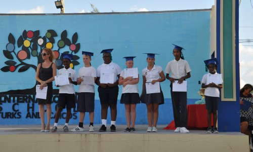 International School of TCI Graduation 2017