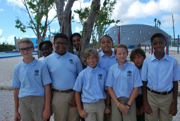 Grade 7 at International School