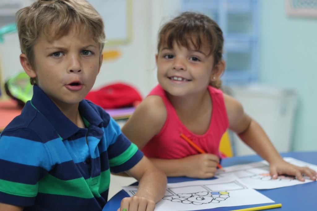 Grade 2 in classroom (4)