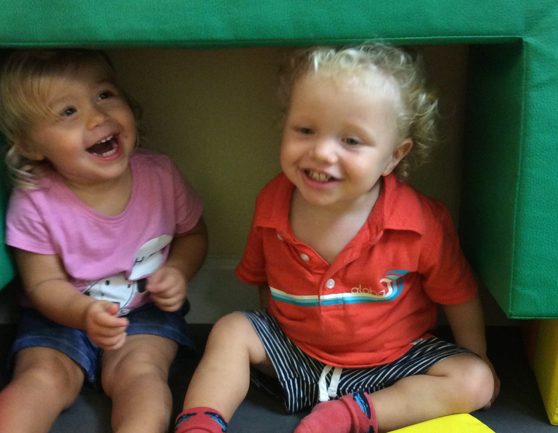 Super Soft play in Nursery School (4)