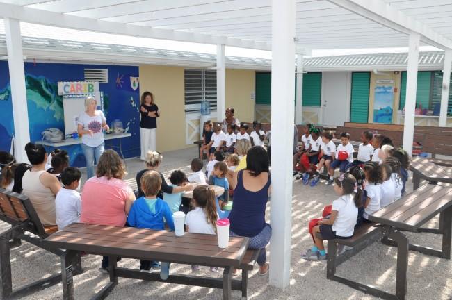 TCI primary school