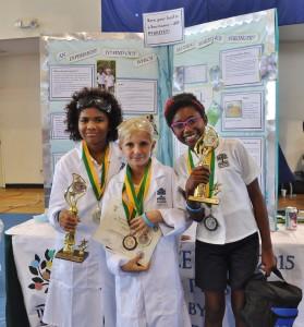 TCI Science Fair 2015