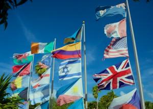 International-School-Flags