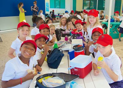 International School Healthy Eating