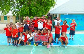 International School Teams - Caribs