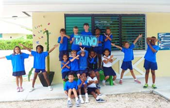 International School Teams - Taino