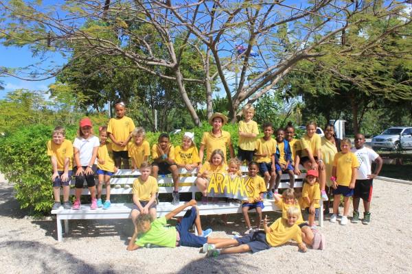 Grade 6 with maths team