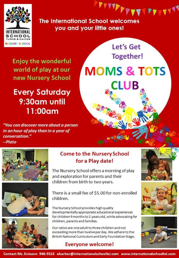 Moms-and-Tots-in-Nursery-School-Every-Saturday-at-International-School-TCI-e1453218948721