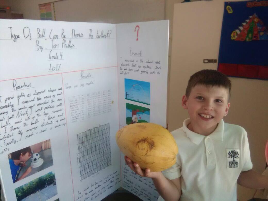 International School Science Fair