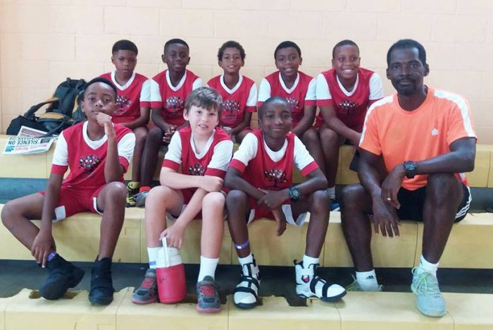 RSBC 1st Annual Primary School Basketball Tournament