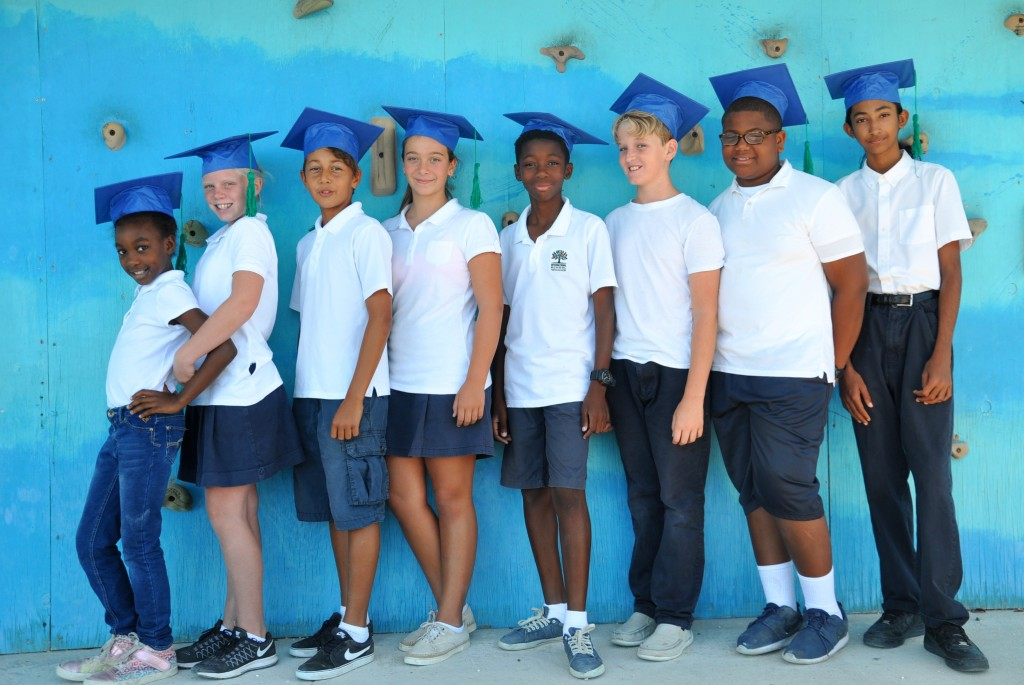 Grade 6 Graduating Class 2017