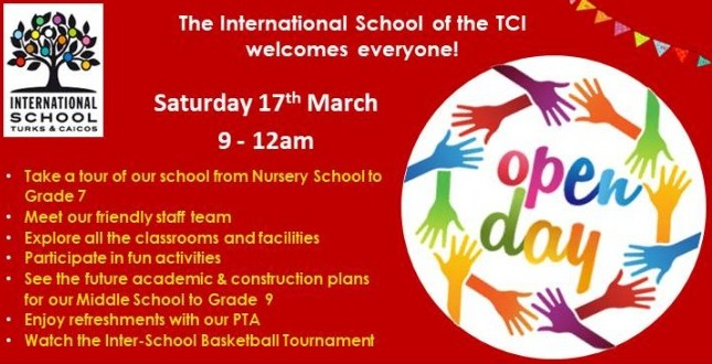 Open Day at the International School
