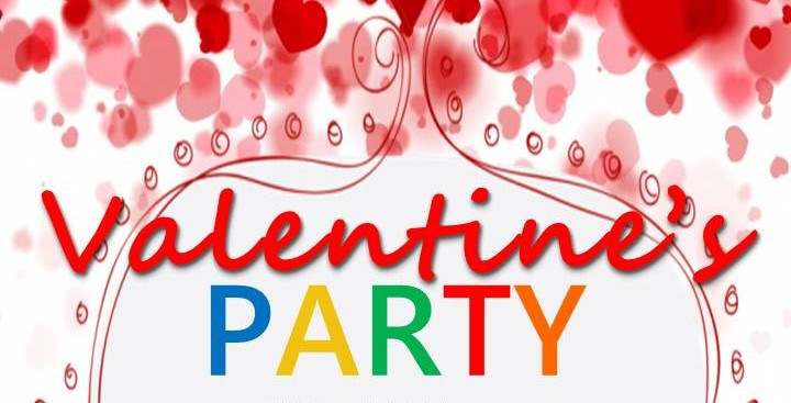 Valentines Party 9th February