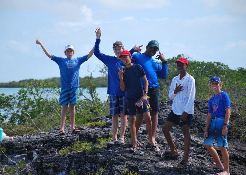 Mangroves of Turks and Caicos
