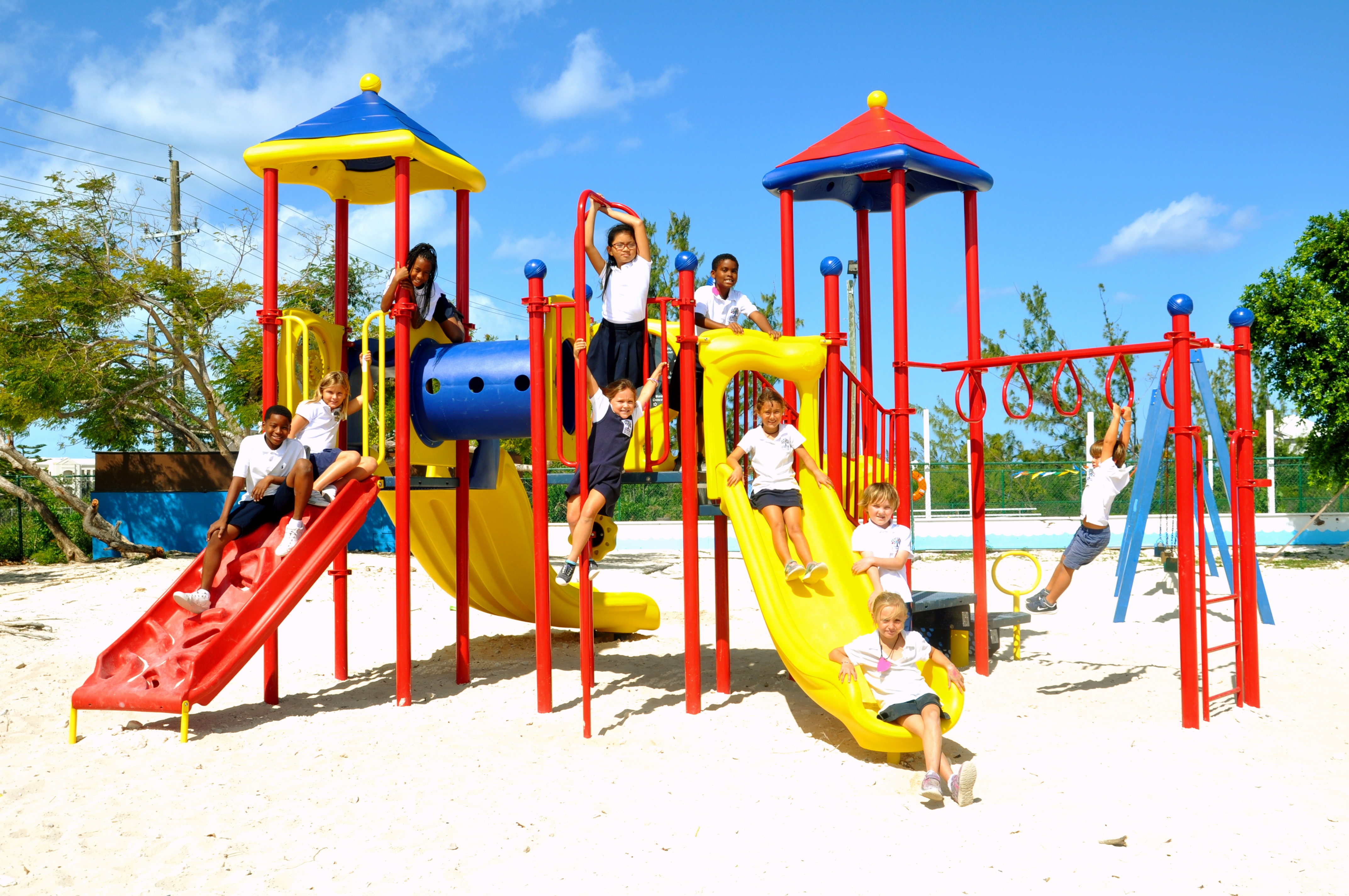 International School Playground