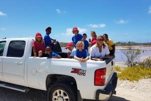 Exploring South Caicos