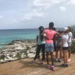 Grade 6 visit the Nature Discovery Center, Amanyara