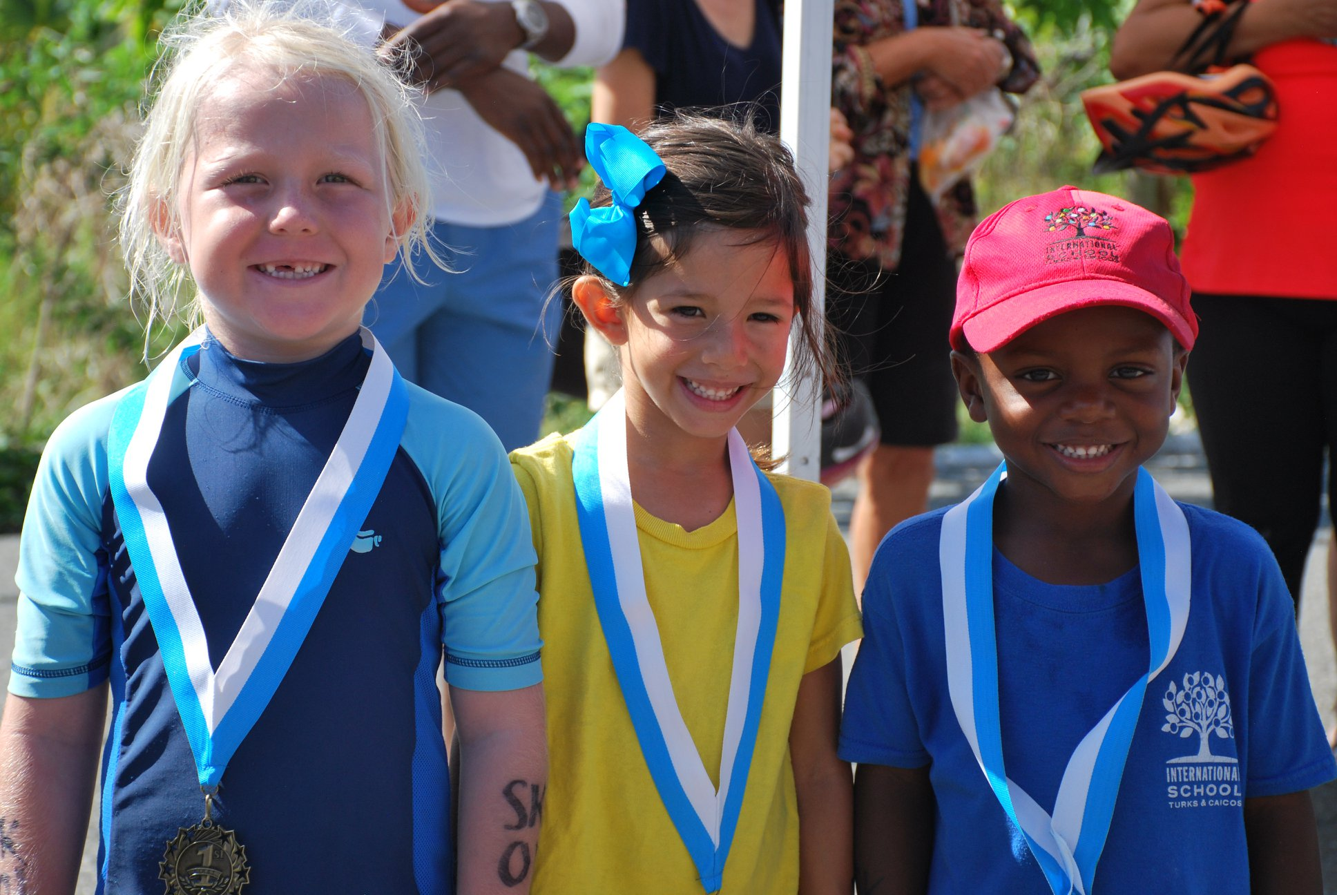 International School Mini Triathlon