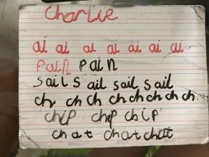 Charlies Handwriting 03Apr20 1
