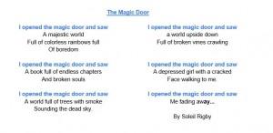 Soleil's Poem