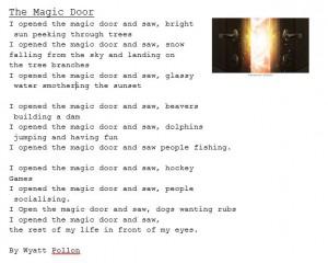 Wyatt's Poem